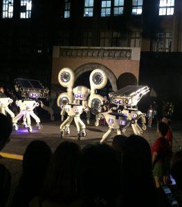臺北白晝之夜:台灣大學主場