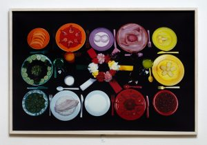 """Sophie Calle """"The Chromatic Diet"""""""