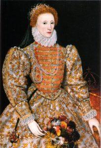 英格蘭女皇 伊麗沙伯一世
