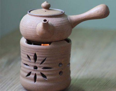 茶壺與茶爐