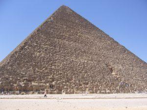 胡夫大金字塔