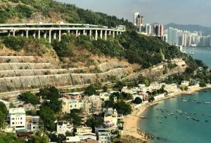 青山公路為「百年古路」,見證著新界與九龍的發展。