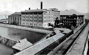 二十世紀初,北角仍屬近郊,工廠與危險品常見於此區。