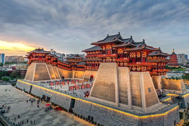 洛陽應天門遺址