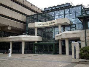 英國國家檔案館