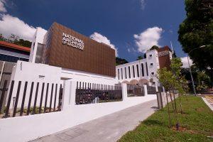 新加坡的國家檔案館